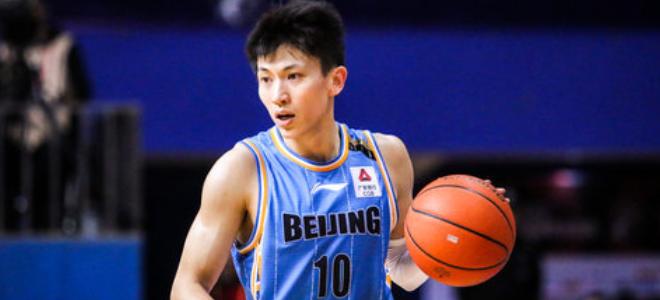 第26轮本土数据之最:刘晓宇9次助攻,王庆明6记三分球