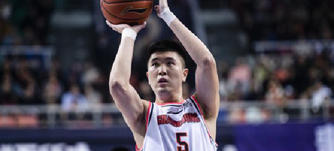 奇兵!王薪凯砍下17分创个人生涯新高