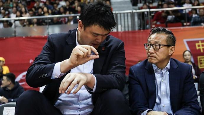蔡崇信:归化不能解决中国足篮球问题,还是要从基础做起