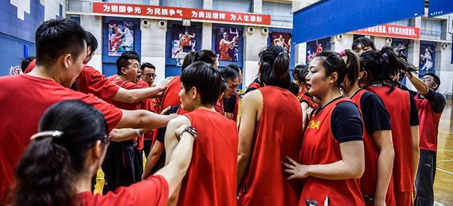 冲击奥运!中国女篮资格赛赛程公布