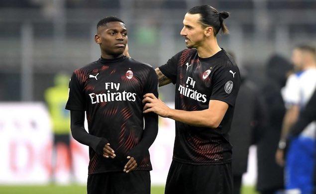 伊布回归首球+中柱莱昂建功,米兰客场2-0卡利亚里