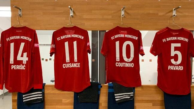 拜仁战纽伦堡首发:戈雷茨卡托利索复出,拜仁尽遣主力