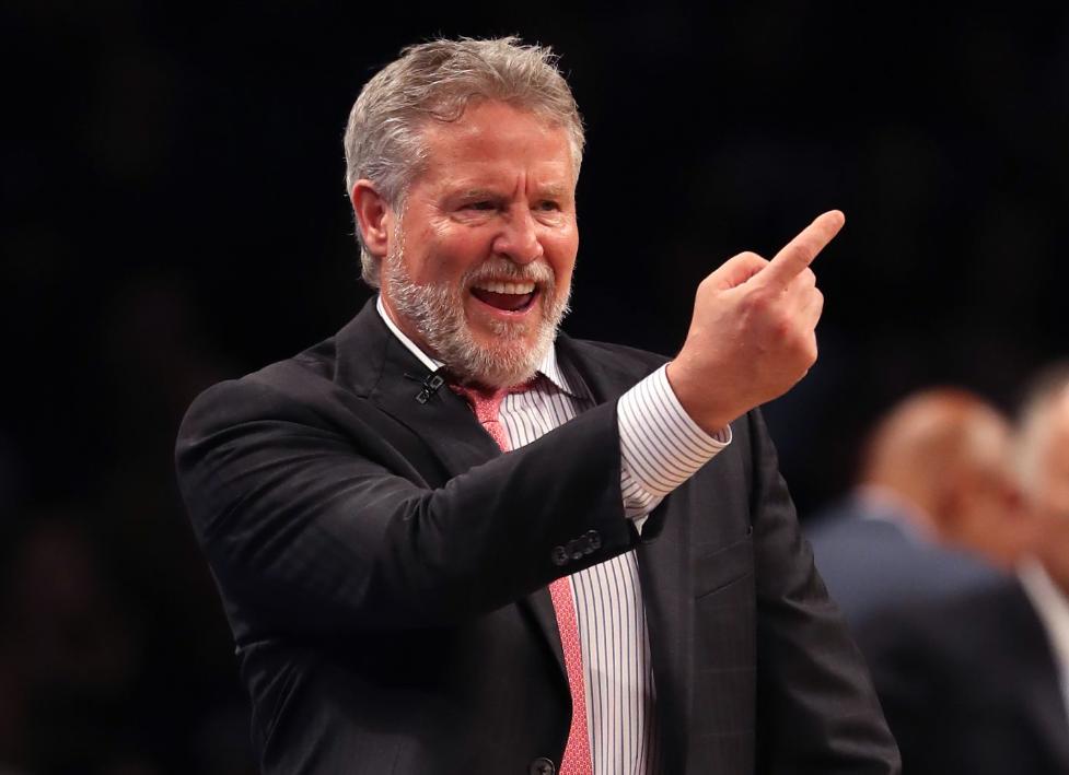 布朗:我们获得了很棒的投篮机会,但无法将之转化为得分
