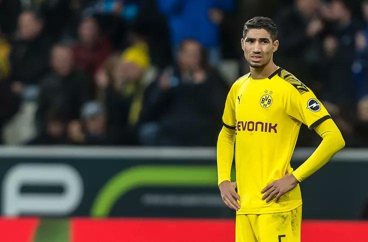 踢球者:拜仁没可能签阿什拉夫,大概率回到皇马