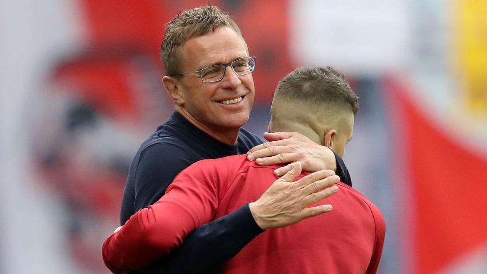 朗尼克:莱比锡想弥补德姆空缺很难,他是个重要球员
