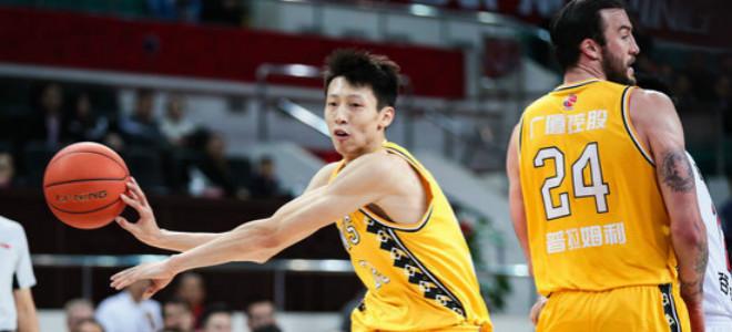 最新伤停公告:赵岩昊、易立将缺席今晚的比赛