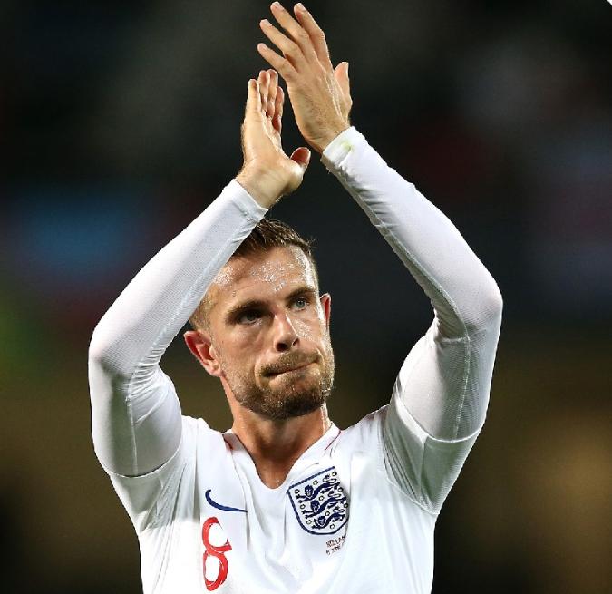 撒花恭喜!亨德森荣获2019英格兰年度最佳男足球员