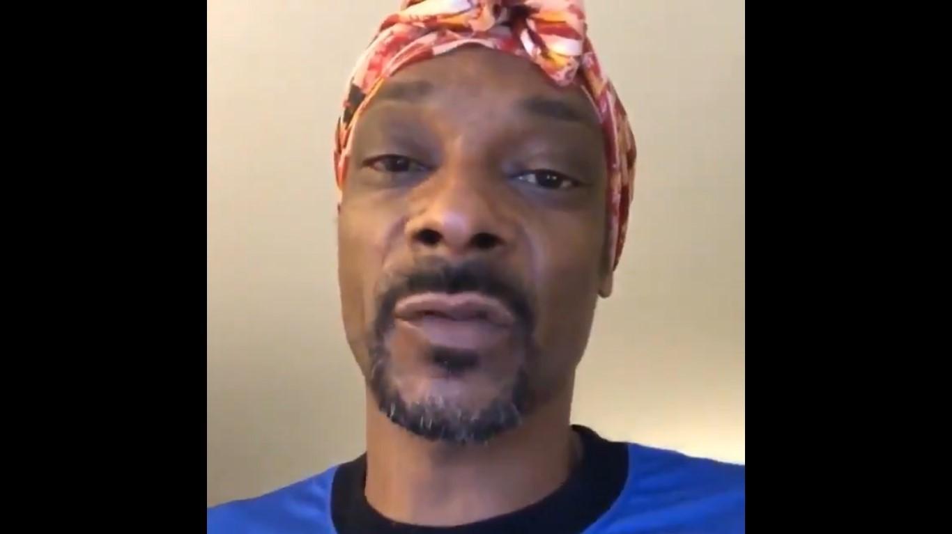 Snoop Dogg:东纳基奇绝不是NBA史上20岁之前最好的球员