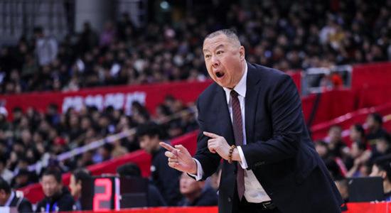 吴庆龙:大家按照要求执行得好,末节攻防做得很好