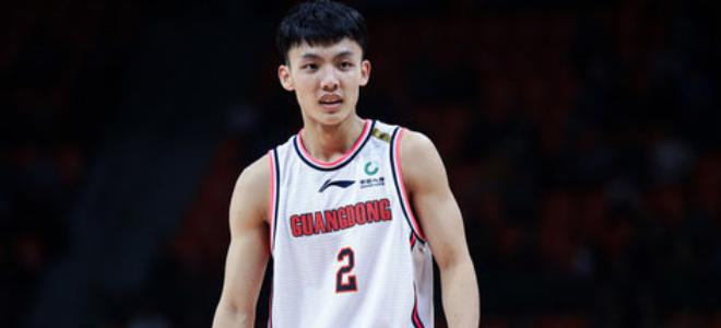 广东男篮官方祝徐杰生日快乐,赵睿:该来的总是要来的