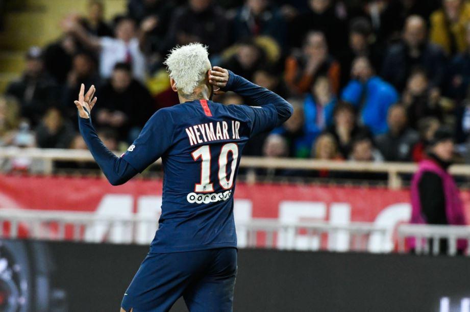 强势归来!内马尔不息8场比赛破门,追平巴黎队史纪录