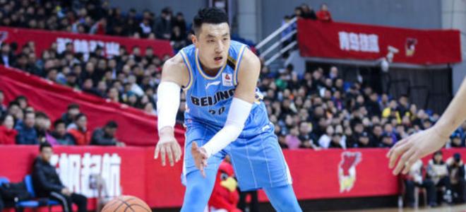 翟晓川CBA生涯篮板总数超吉喆,上升至历史第40位