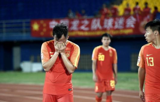 川媒:国奥出局非但羞辱,更影响下届U23亚洲杯签位