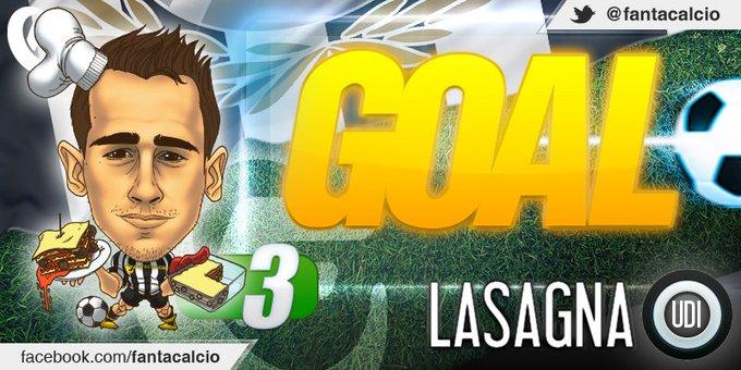 GIF:拉萨尼亚头槌得分,乌迪内斯2-2追平米兰