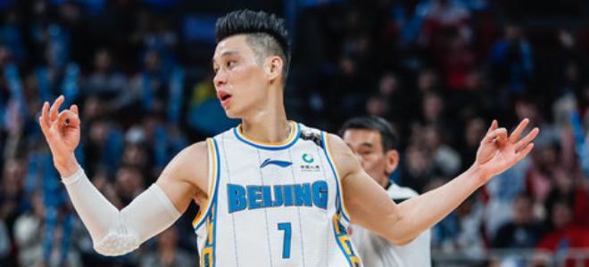 林书豪:NBA时就努力改善防守,对北京德比的事不太了解