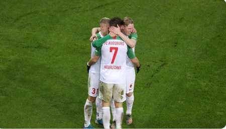 GIF:尼德莱希纳梅开二度,奥格斯堡再次扩大领先优势