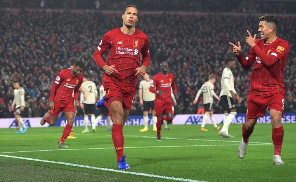 利物浦再赢10场将锁定联赛冠军,若9连胜第10场客战曼城