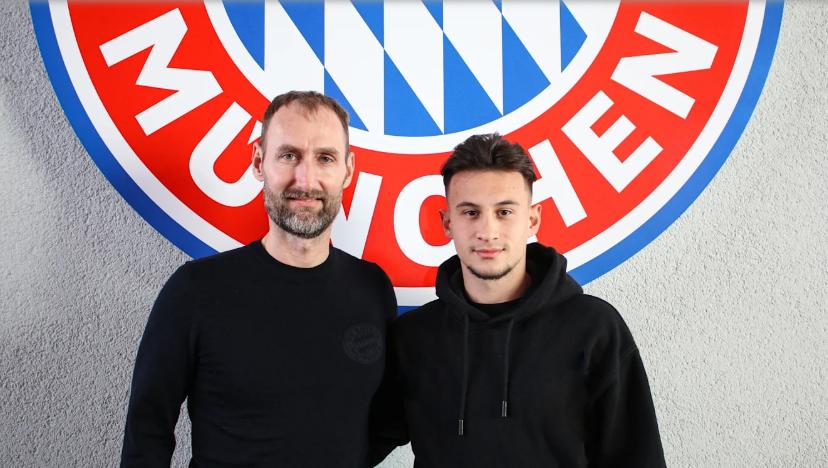 官方:阿贾克斯德国小将租借加盟拜仁半
