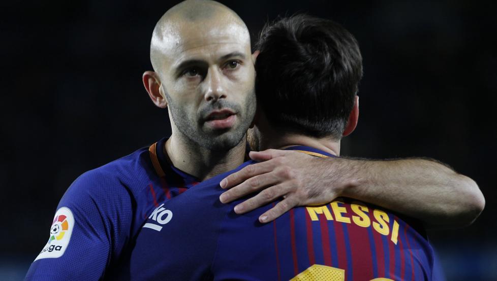 马斯切拉诺:梅西是最益的球员,他回阿根廷将影响重大
