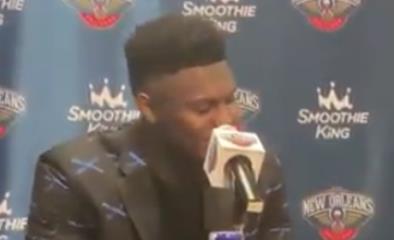 威廉森谈MVP呼声:这不一样,我从没认为自己这么重要