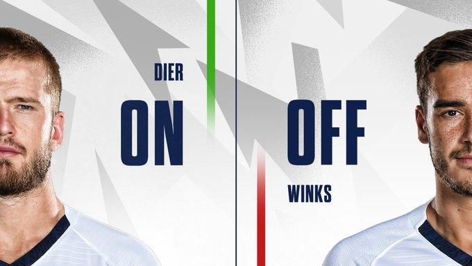 GIF:温克斯因伤无法坚持比赛,戴尔替补登场