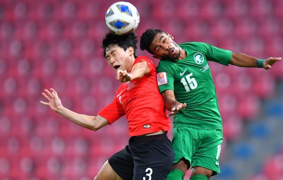U23亚洲杯:韩国加时1-0胜沙特夺冠,本届杯赛未尝败绩
