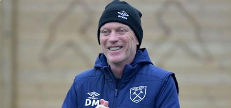 莫耶斯:西汉姆联想要成为第一支击败利物浦的球队