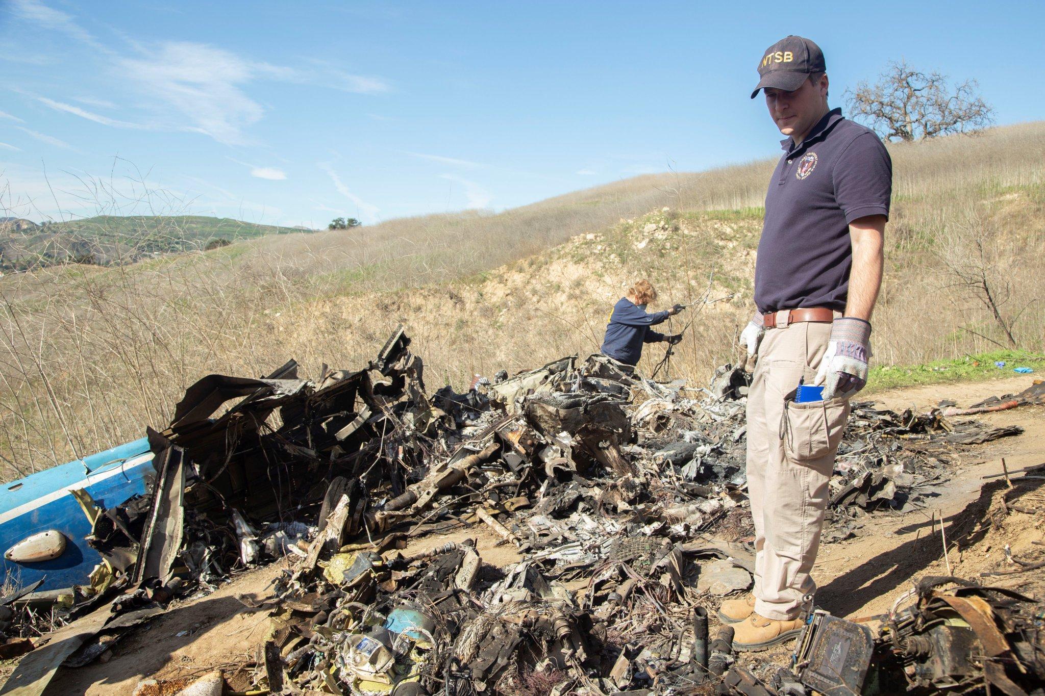 科比搭乘的直升机未配地形警报系统,失联时高度约700米