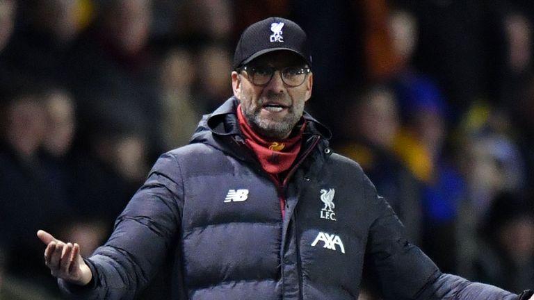 突破?自2016年来,西汉姆联联赛6次面对利物浦未尝胜绩