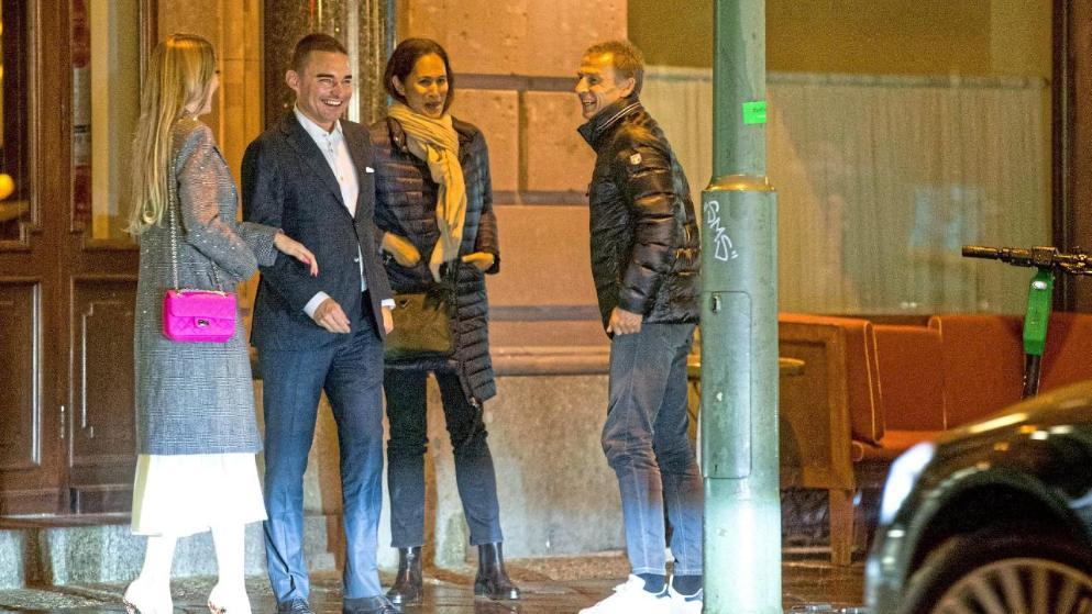 图片报:克林斯曼与金主老板以及库兰伊餐厅密会商讨转会