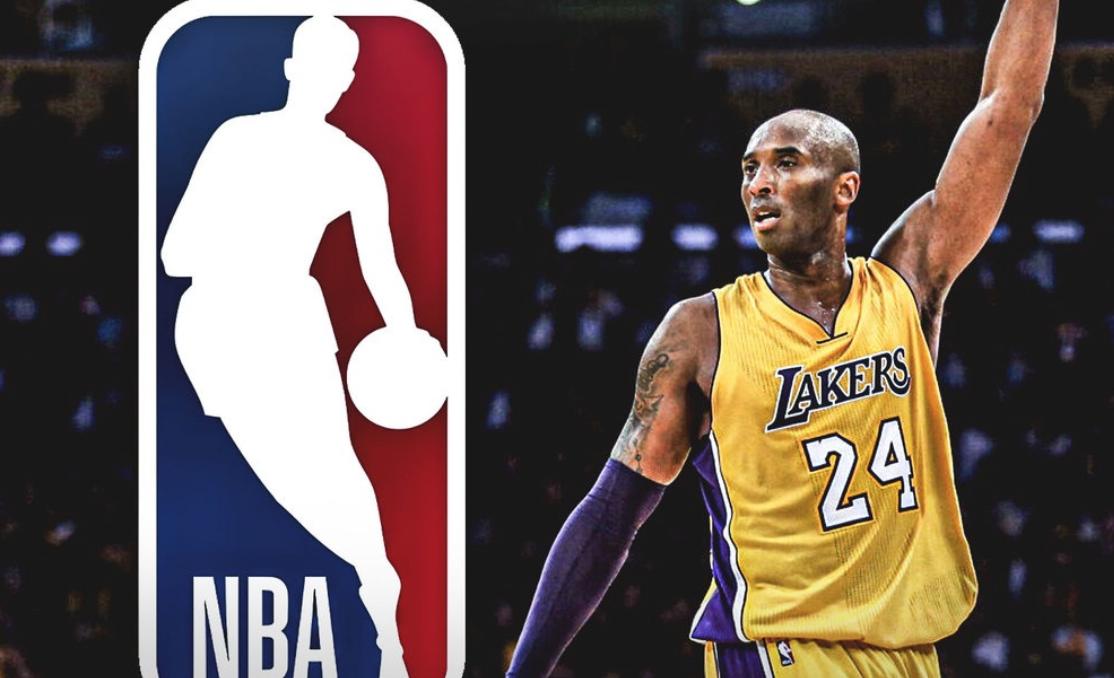 NBA偶然将官方标志换成科比-布莱恩特