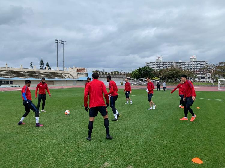 渝媒:重庆队按计划继续日本冬训,谢绝非球队人员探访