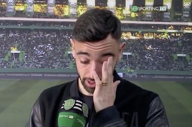 布鲁诺告别葡萄牙体育:我会永远将你们珍藏在心中