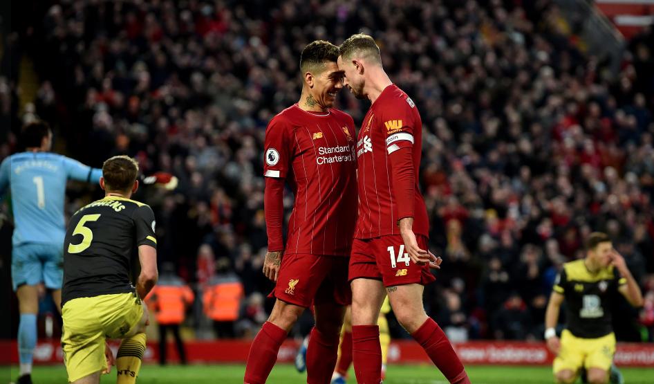 摊牌了!利物浦球迷高唱:我们会是联赛冠军