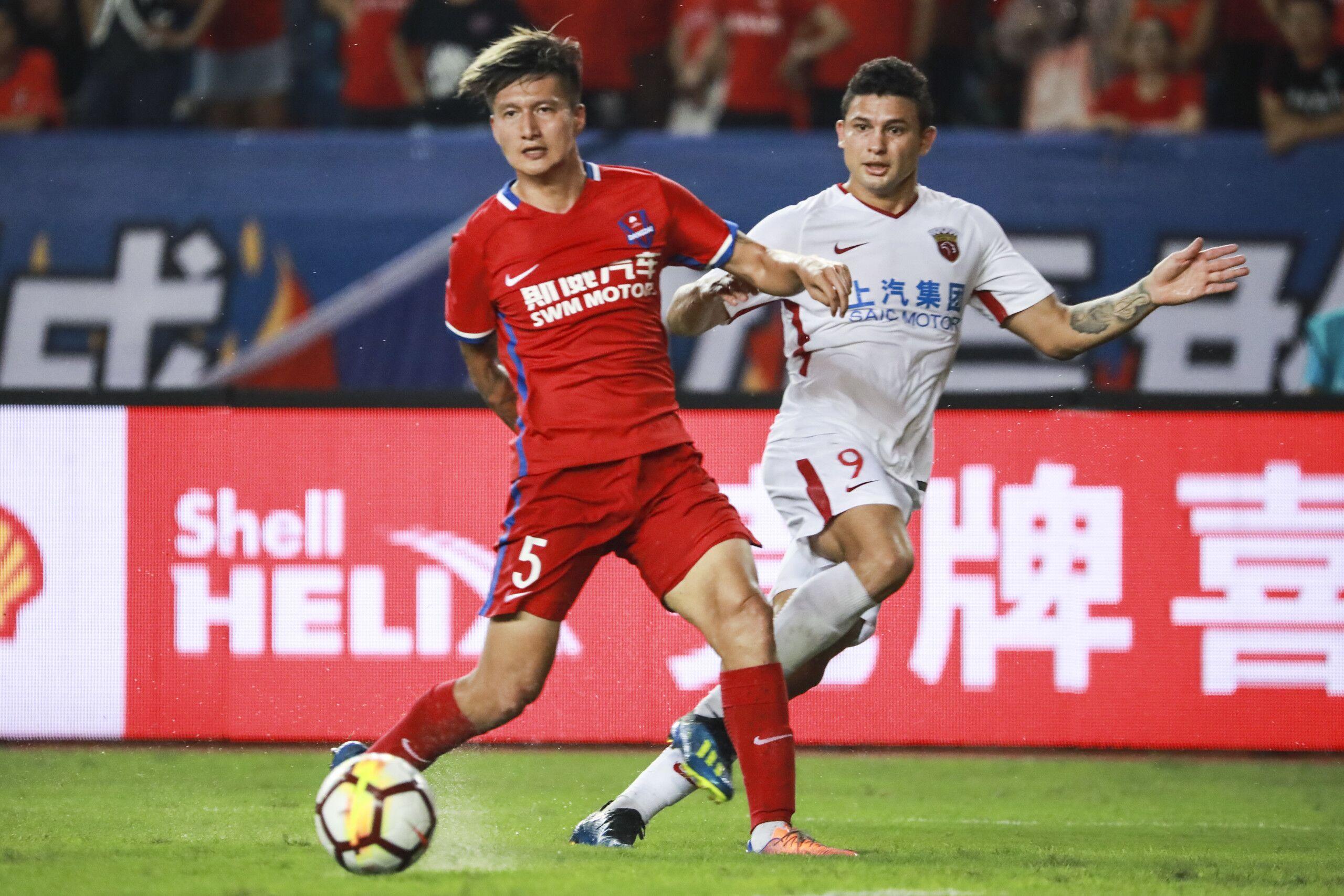 记者:姜嘉俊参与天海冬训,或成球队新赛季内援第一签