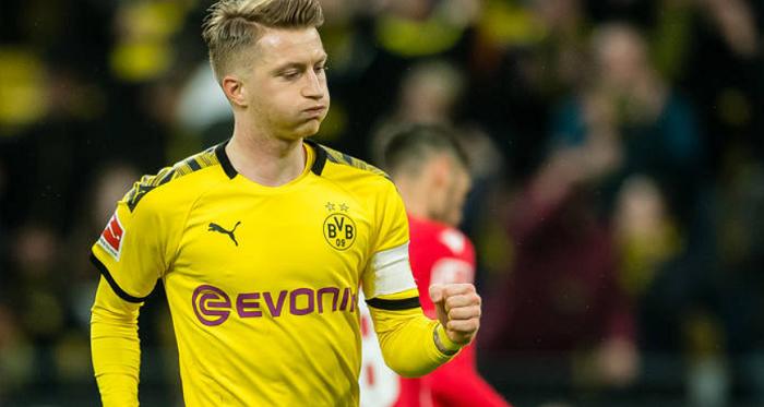 罗伊斯完成对德甲18队通杀,升至德甲总射手榜第25位