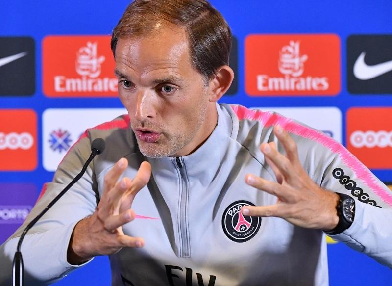 图赫尔:姆巴佩的事内部解决,不相信他会因此而离开巴黎