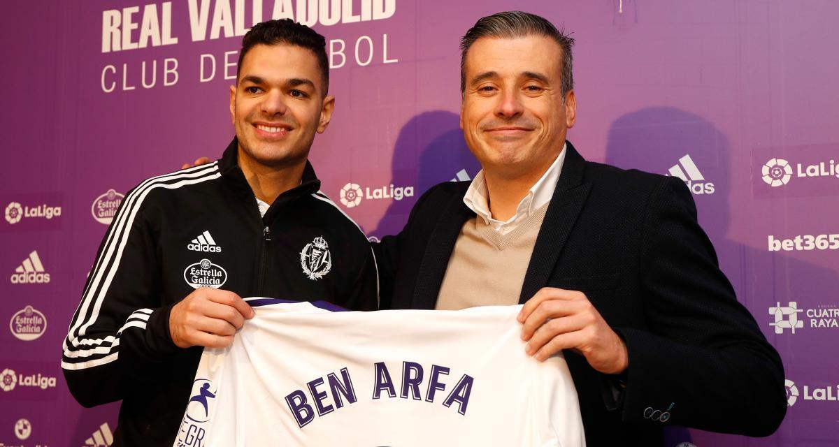 雷恩主席:本阿尔法去巴拉多利德很好,望他找回足球快乐