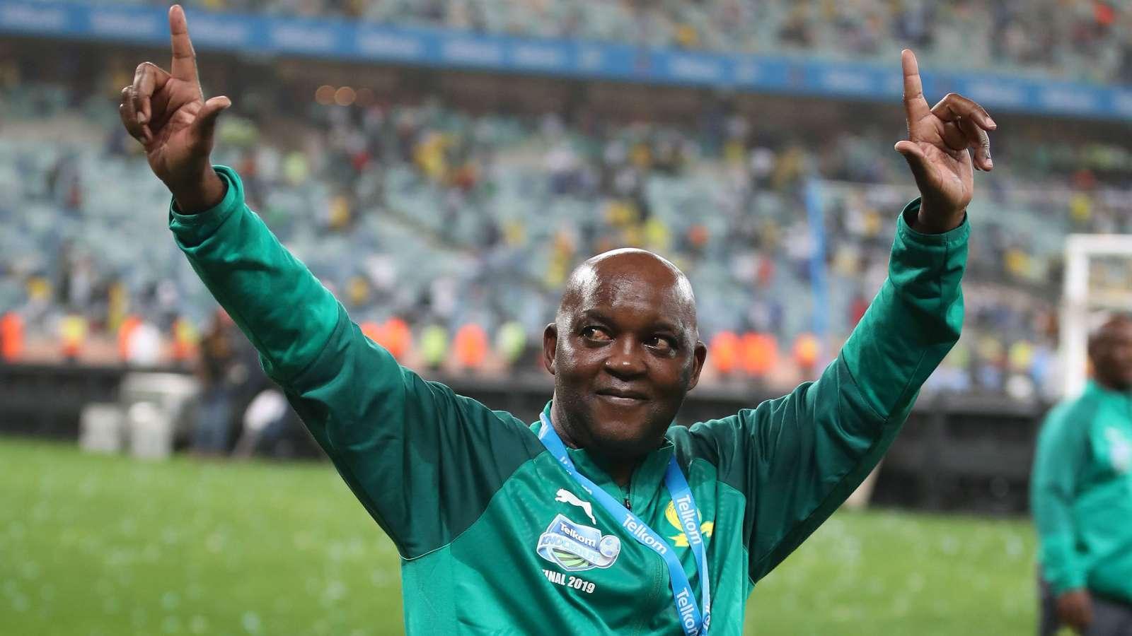 南非球队主帅:非洲足球很复杂,穆里尼奥也不一定能带好