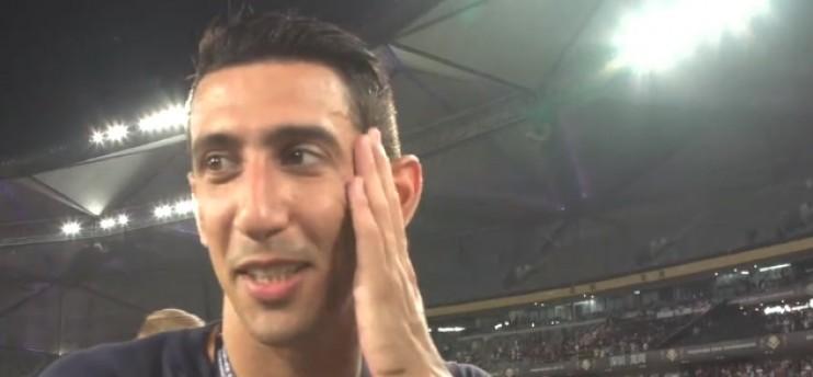 迪马利亚:巴黎如果踢4前锋,那进攻球员也需参与防守