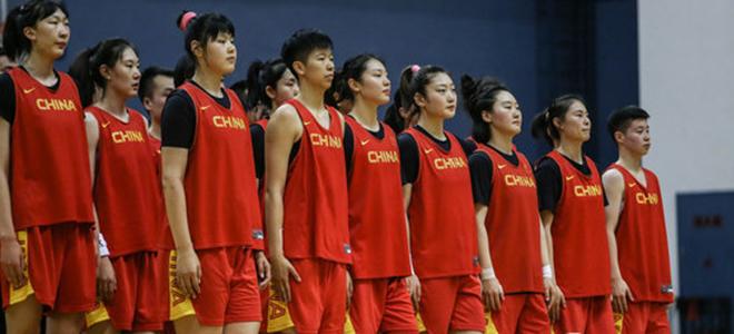 冲击奥运!韩旭、李月汝领衔中国女篮12人名单