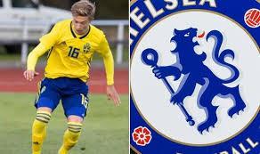 邮报:切尔西将签下瑞超球队哥德堡16岁边锋安德斯森