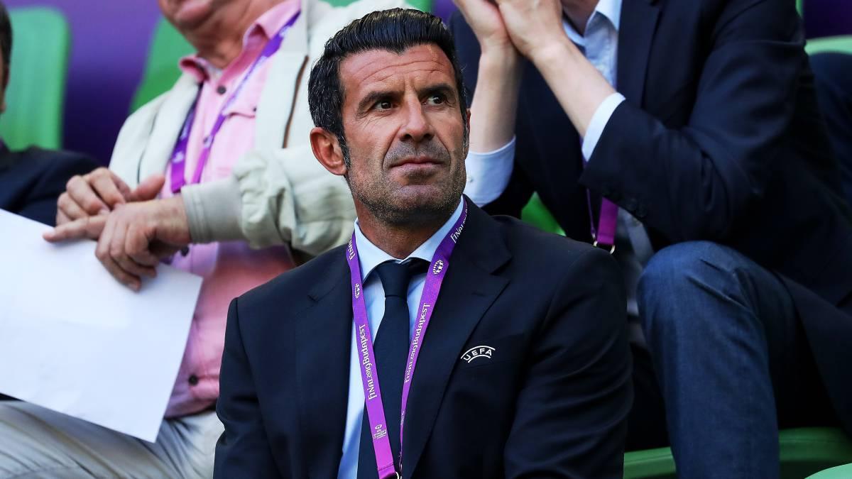 重回伯纳乌,菲戈将担任皇马国王杯1/4决赛的解说嘉宾