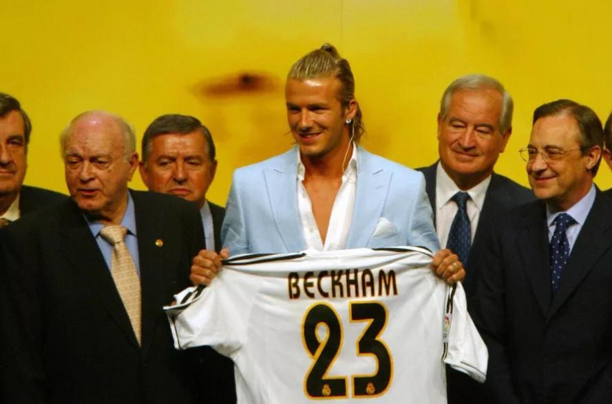 贝克汉姆:曼联曾想把我卖给巴萨,但我当时坚持转会皇马