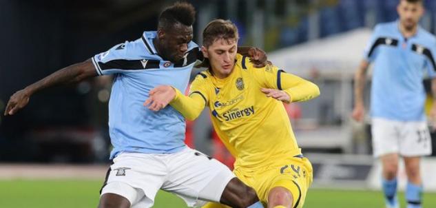 意甲:阿尔贝托两中柱,拉齐奥0-0维罗纳