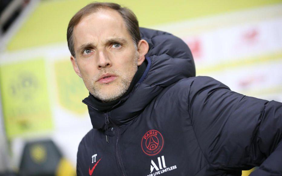 图赫尔:踢多特的欧冠首回合前,我们不会拿内马尔冒险