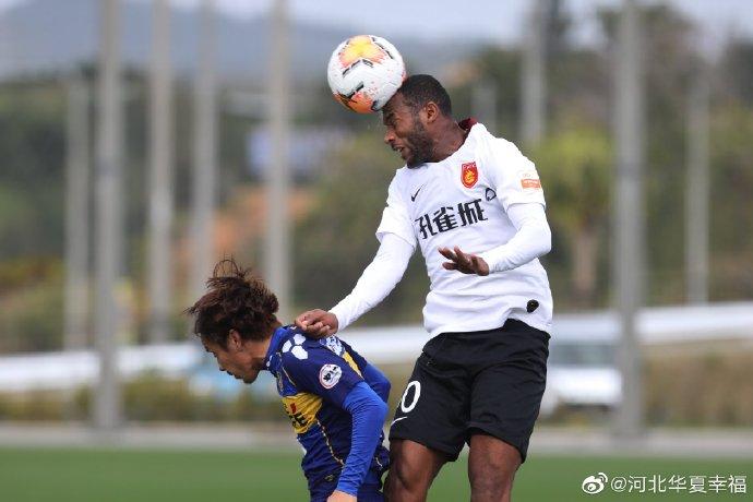 热身:卡埃比冯刚罗石鹏破门,河北华夏幸福4-1日本球队