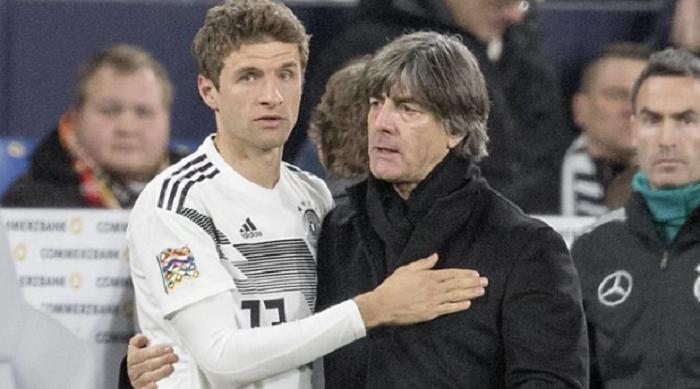穆勒回应勒夫:不关心欧洲杯,只想和拜仁获得三冠王