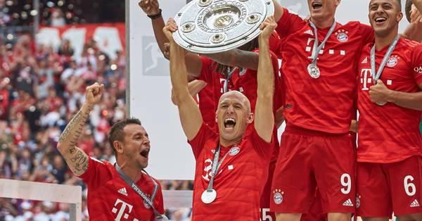 穆勒:犹记罗本当年攻破沙尔克球门,德国杯得把他叫回来