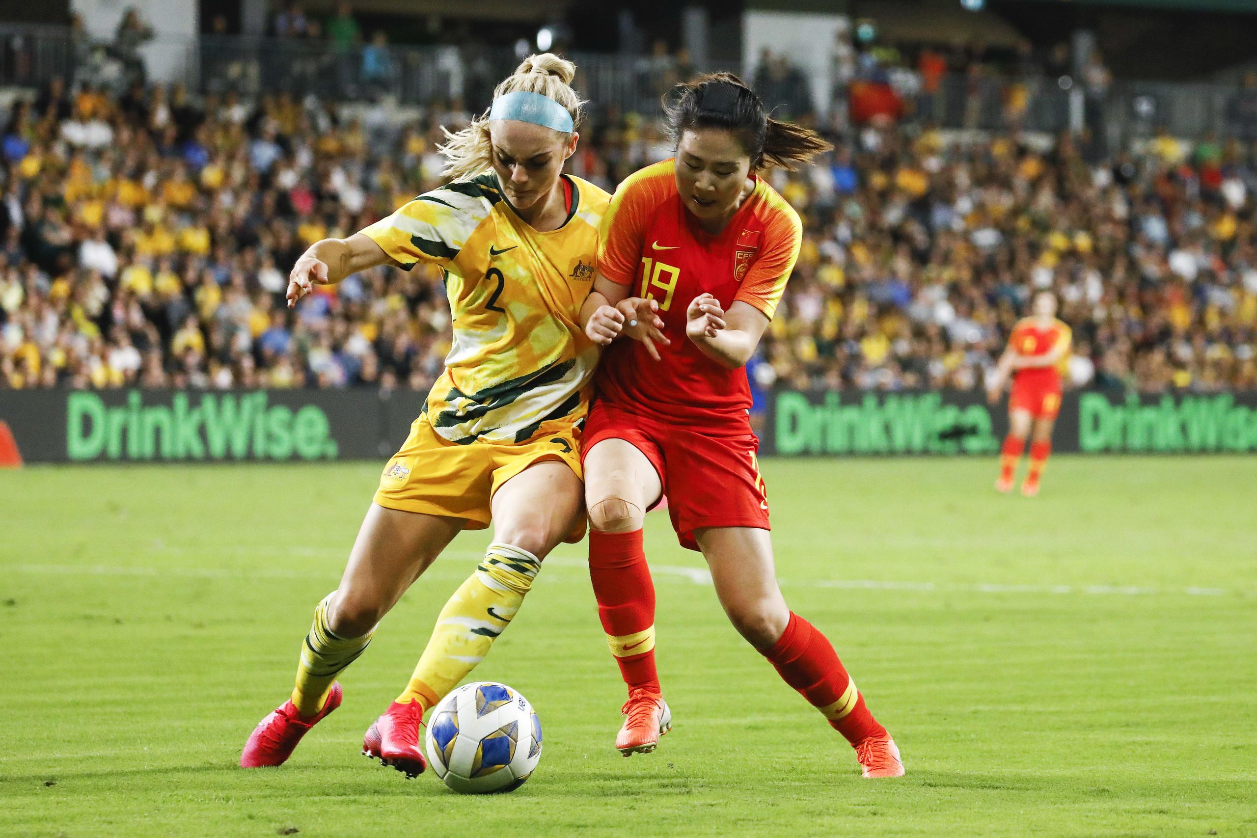 奥预赛:补时遭绝平,女足1-1平澳大利亚获小组第2